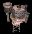 Everquest Pottery Wheel